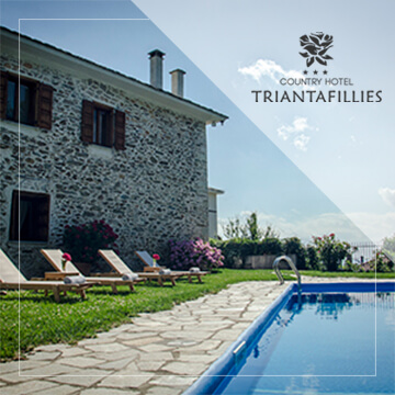 Country Hotel Triantafillies